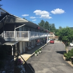 Americas Best Value Inn & Suites Lake George Exterior