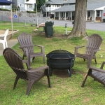 Americas Best Value Inn & Suites Lake George Fire Pit