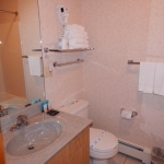 1,100 square foot townhouse - Bathroom