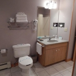 1,400 sq ft, 3 bedroom townhouse - Bathroom