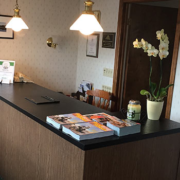 Americas Best Value Inn Lake George Front Desk