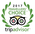 America's Best Value Inn & Suites Lake George 2017 Travellers' Choice Award from TripAdvisor