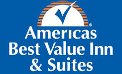 Americas Best Value Inn and Suites Lake George logo